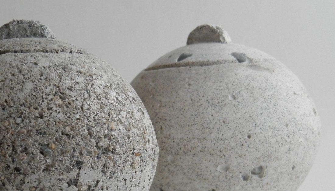 concrete vessels