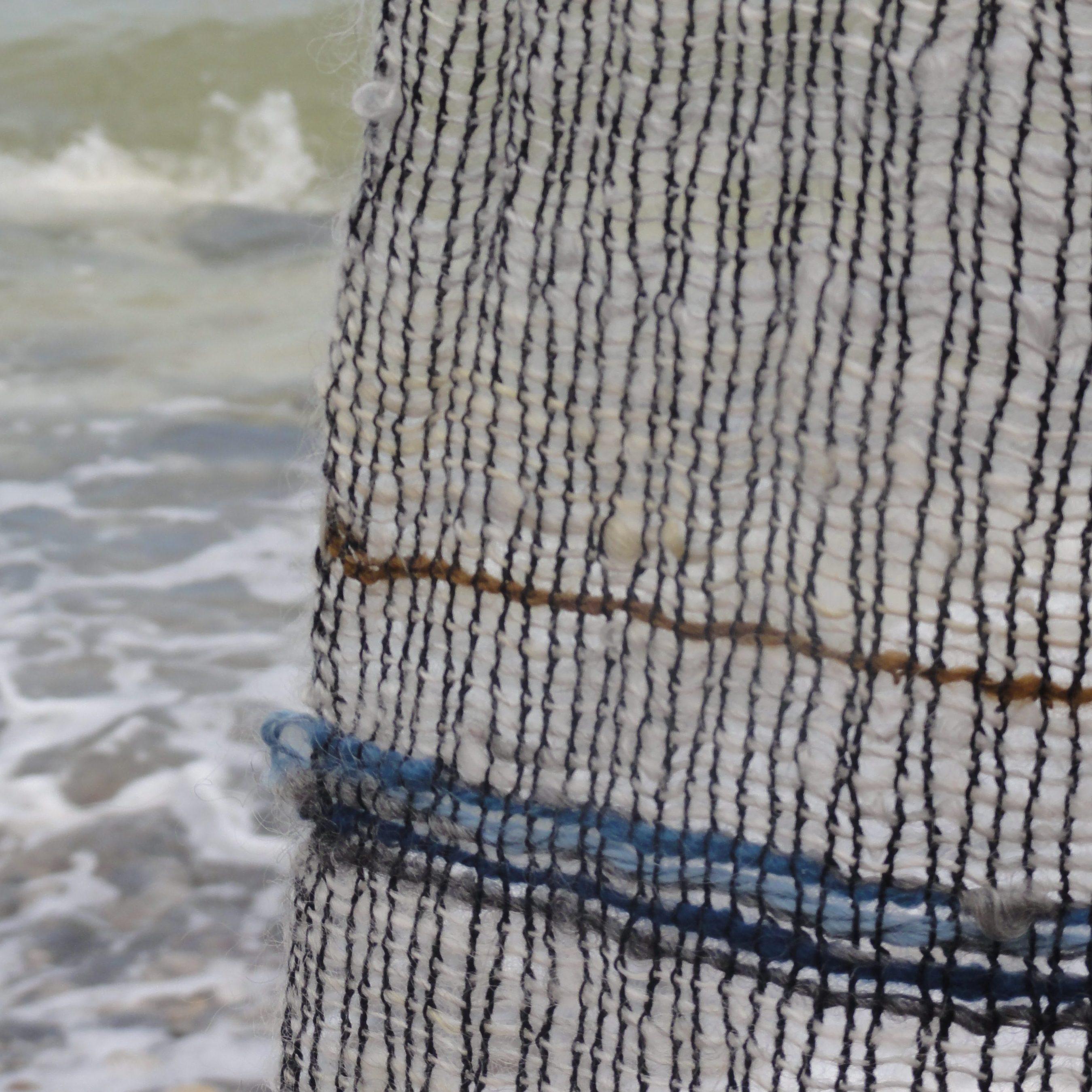 Dawn Bache - woven piece