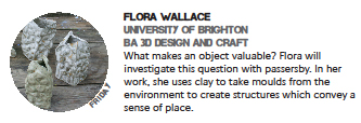 Post about Flora Wallace at In:Site