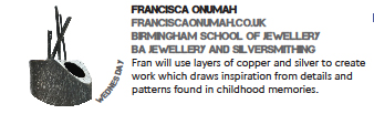 Post about Francisca Onumah at In:Site
