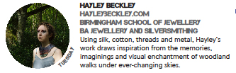 Post about Hayley Beckley at In:Site